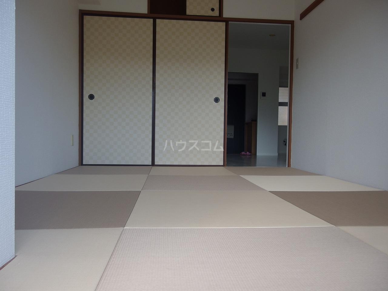 シャトルブラウンA 206号室の風呂