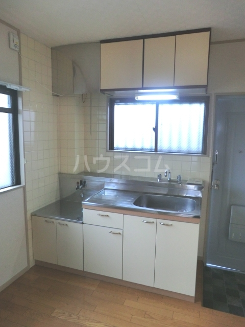 コーポ富丘 202号室のキッチン