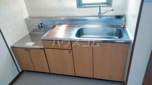 メゾンメルベーユ 201号室のキッチン
