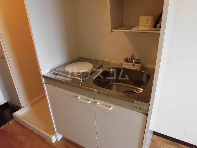 クレープマートル 303号室のキッチン