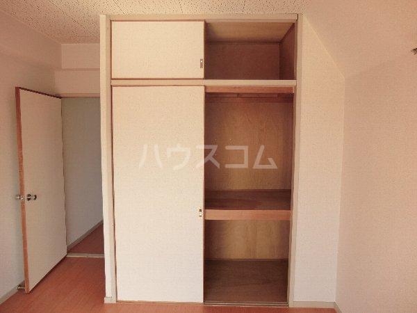 マンション横井 501号室の収納