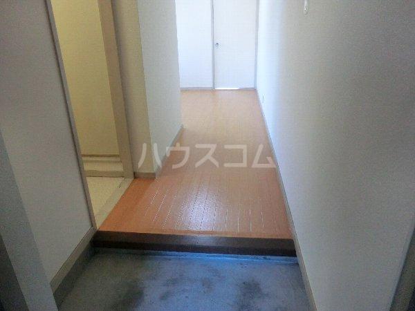 マンション横井 501号室の玄関
