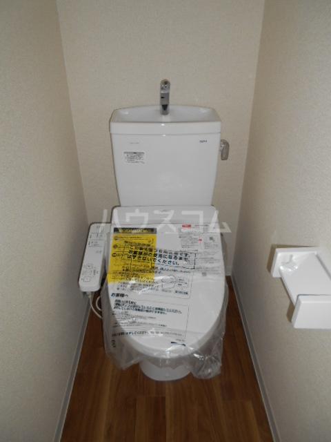 ラ・フォーレ 105号室のトイレ