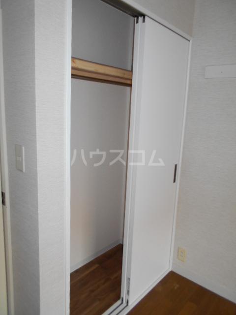 ラ・フォーレ 105号室の収納