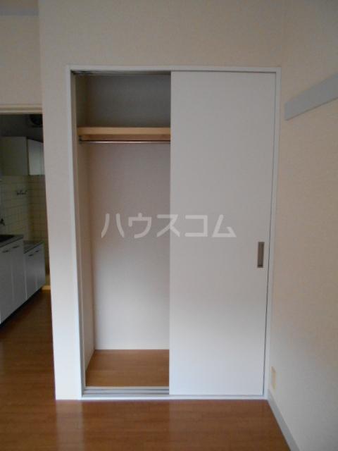 ラ・フォーレ 202号室の収納