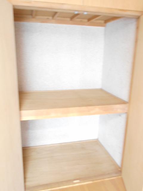 スカイハイム伊藤 102号室の収納