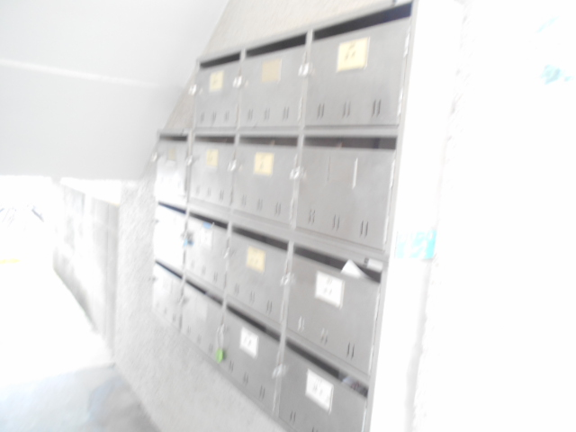 スカイハイム伊藤 203号室の駐車場