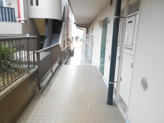 サザンヒル 102号室の駐車場