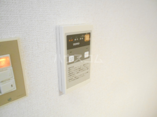 サザンヒル 102号室の玄関