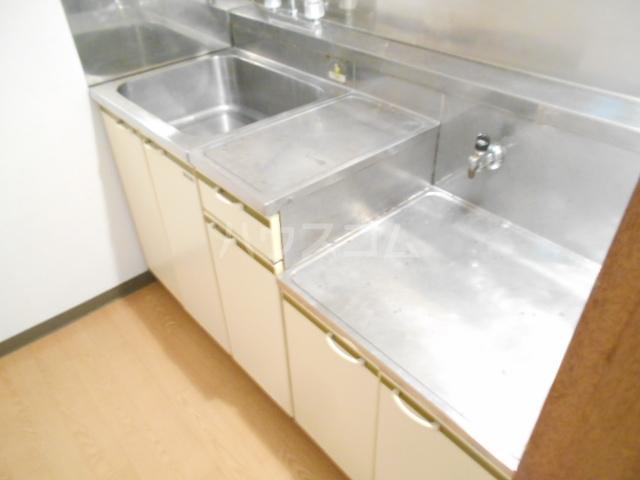サザンヒル 102号室のキッチン