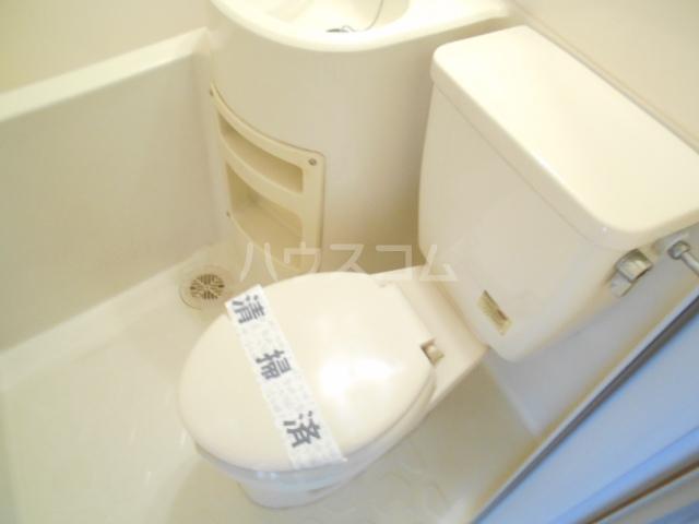 サザンヒル 102号室のトイレ