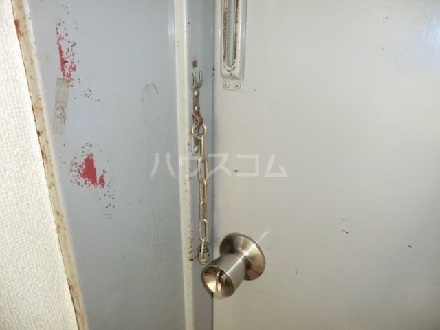 メゾンドノア大横町 412号室のセキュリティ