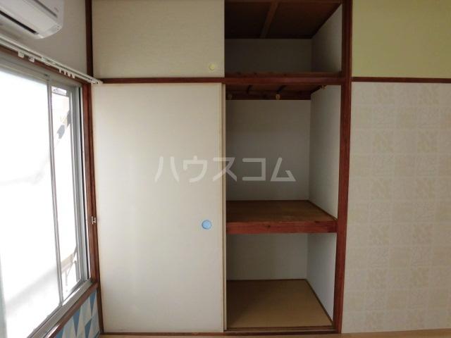 コーポ内藤 15号室の収納