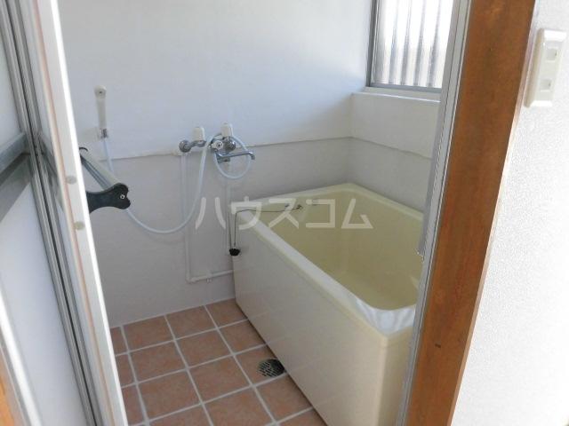 コーポ内藤 15号室の風呂