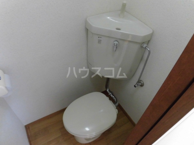 コーポ内藤 15号室のトイレ