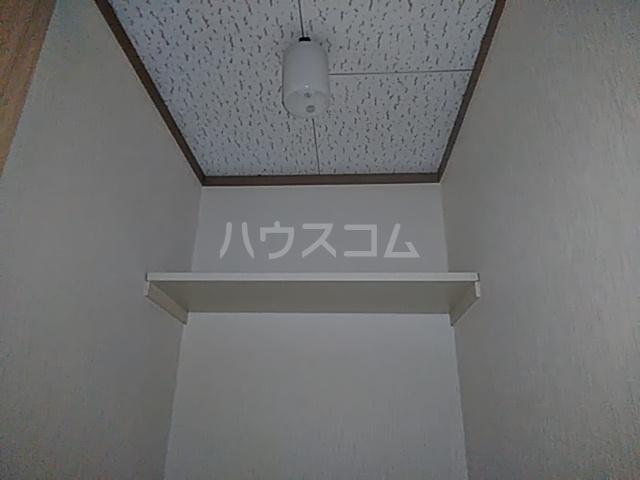 メゾン西立川 101号室のトイレ
