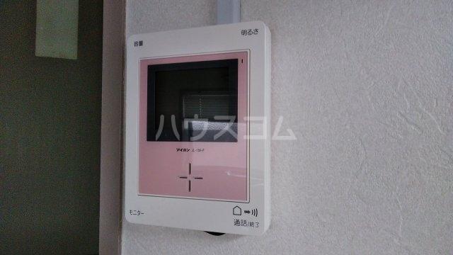 グリーンハイツ橋本 203号室のセキュリティ