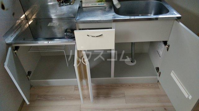 グリーンハイツ橋本 203号室のキッチン