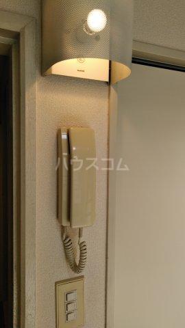 カーサ城南 203号室のセキュリティ
