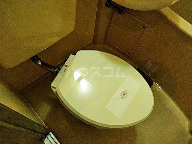 ラ・グラシューズ町南 103号室のトイレ