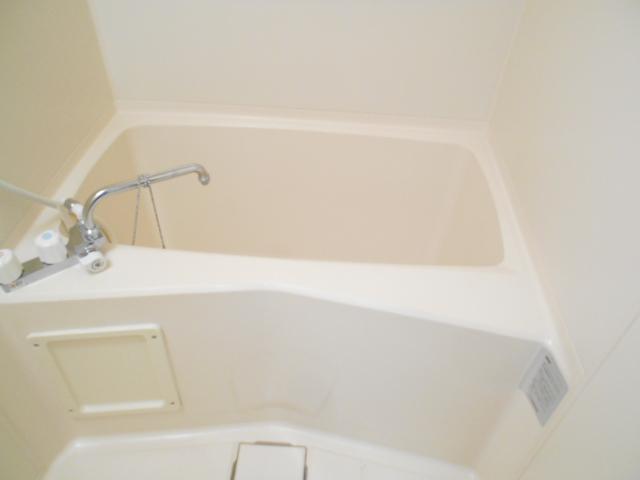 シャトルブラウンB 303号室の風呂