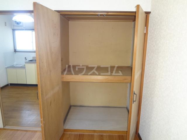 コーポワタナベ 102号室の収納
