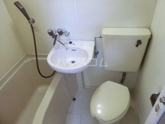 コーポワタナベ 102号室の風呂