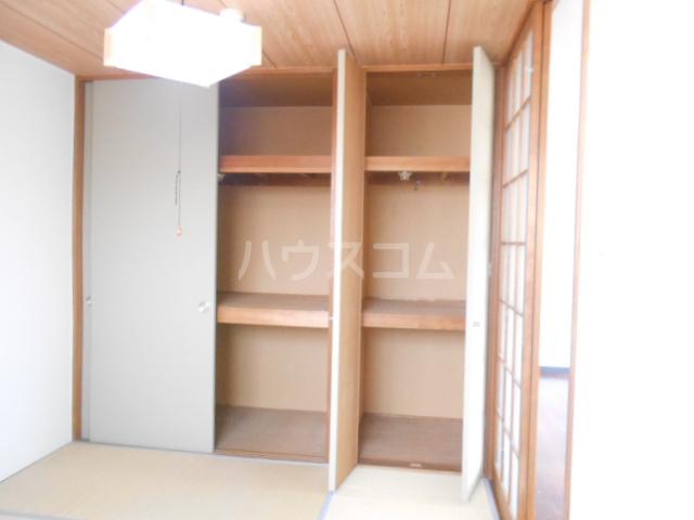 クレスポ 301号室の収納