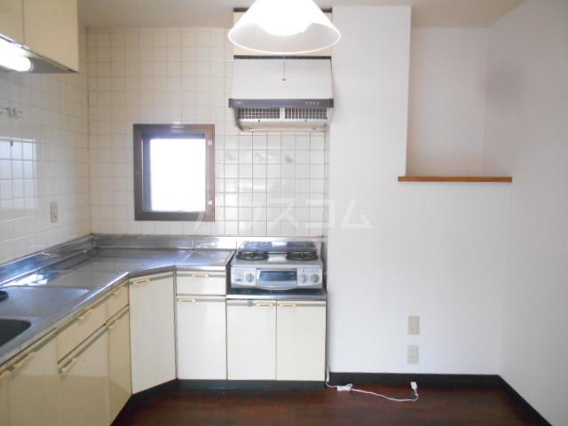 クレスポ 301号室のキッチン
