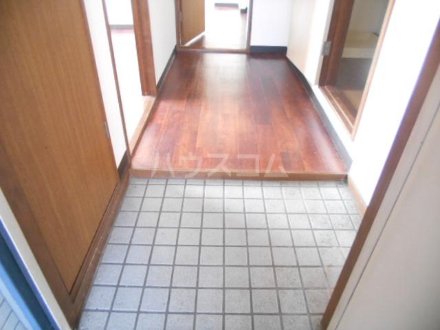 クレスポ 301号室の玄関