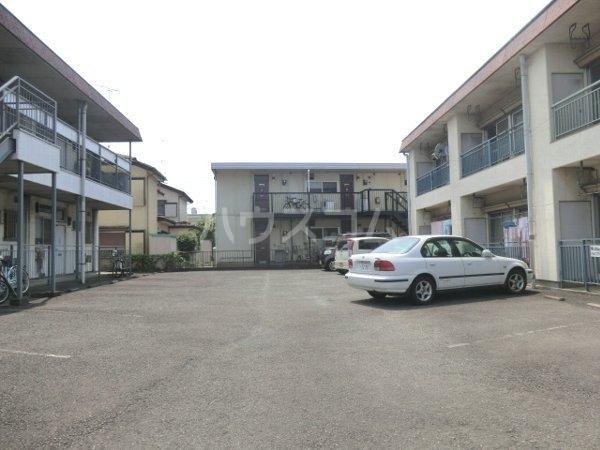 レジデンス南平1号棟 201号室の駐車場