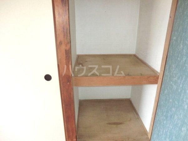 レジデンス南平1号棟 201号室の収納