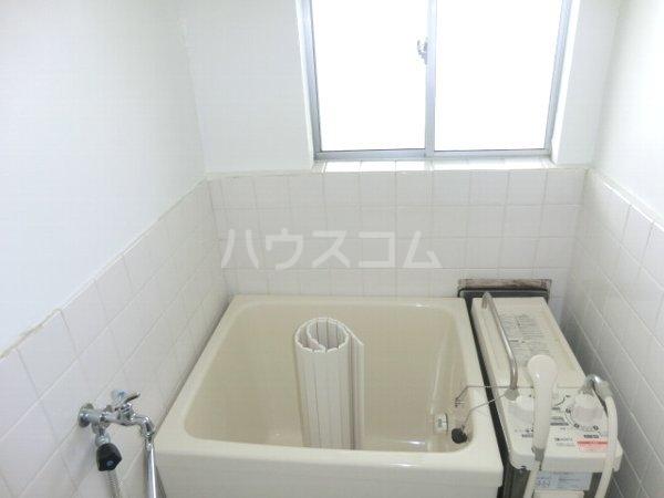 レジデンス南平1号棟 201号室の風呂