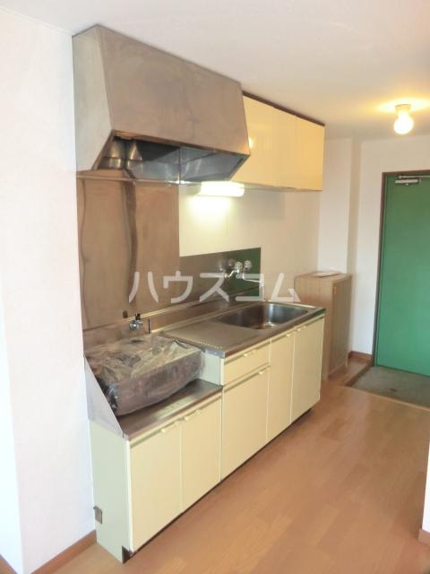 峰岸ビル 302号室のキッチン