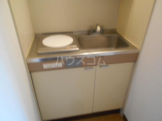 アベニューⅡ 405号室のキッチン