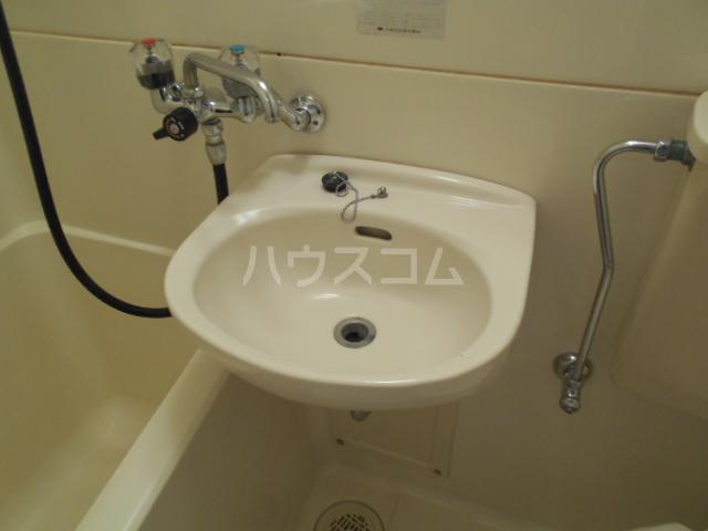アベニューⅡ 405号室のトイレ