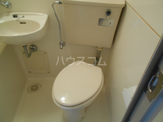 アベニューⅡ 405号室の洗面所