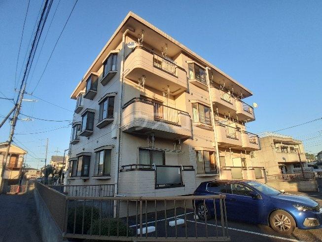 中澤マンションの外観
