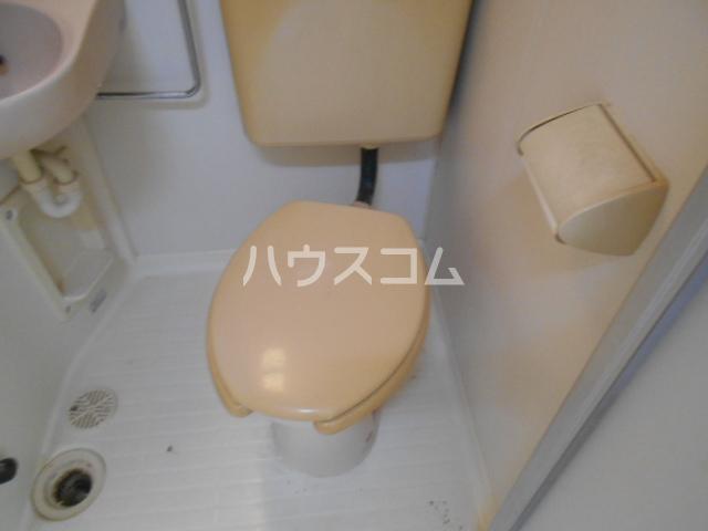 エステートパレス 202号室のトイレ