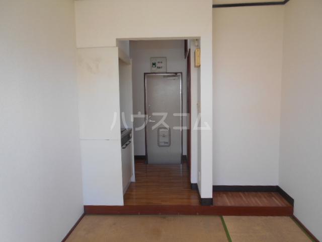 エステートパレス 202号室の居室
