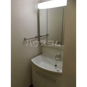 グレース犬山Ⅱ 303号室の洗面所