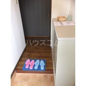 グレース犬山Ⅱ 303号室の玄関