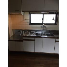 グレース犬山Ⅱ 303号室のキッチン