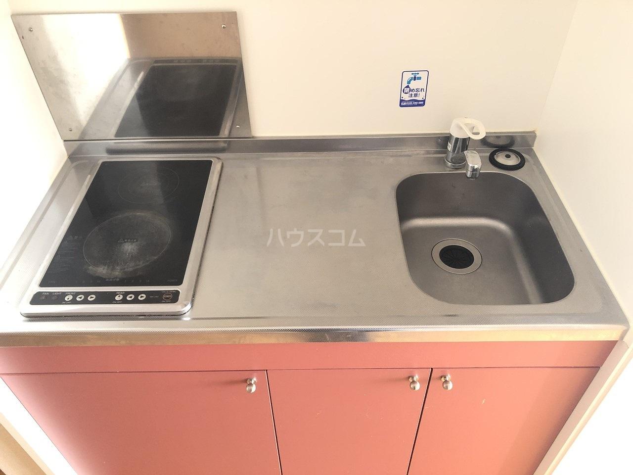レオネクストHSY デシャンス 104号室のキッチン