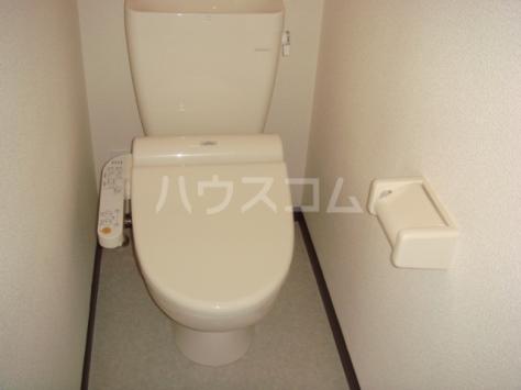 レオネクストHSY デシャンス 104号室のトイレ