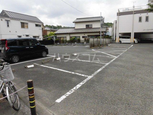 横川田口ビル 208号室の駐車場