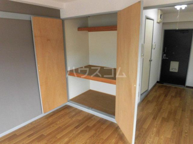 横川田口ビル 208号室の収納