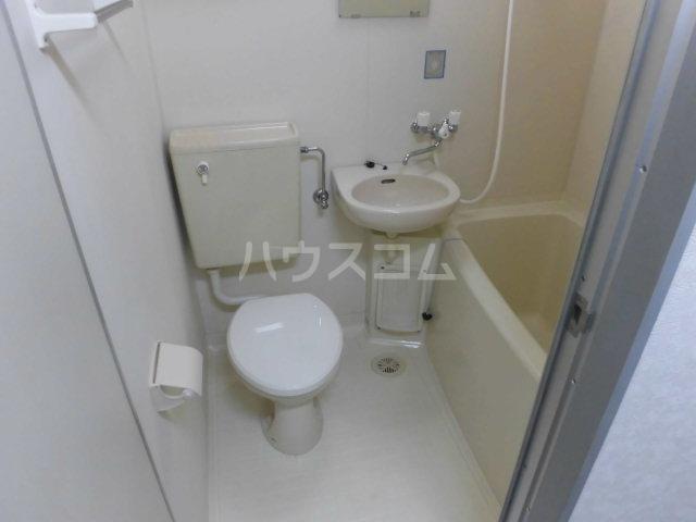 横川田口ビル 208号室のトイレ
