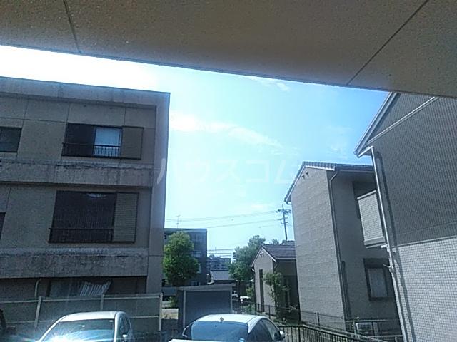 ジェネシス平成 101号室の景色