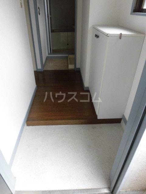 メゾンゆうしん 203号室の玄関